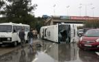 Bursa'da Kaza 32 Yaralı
